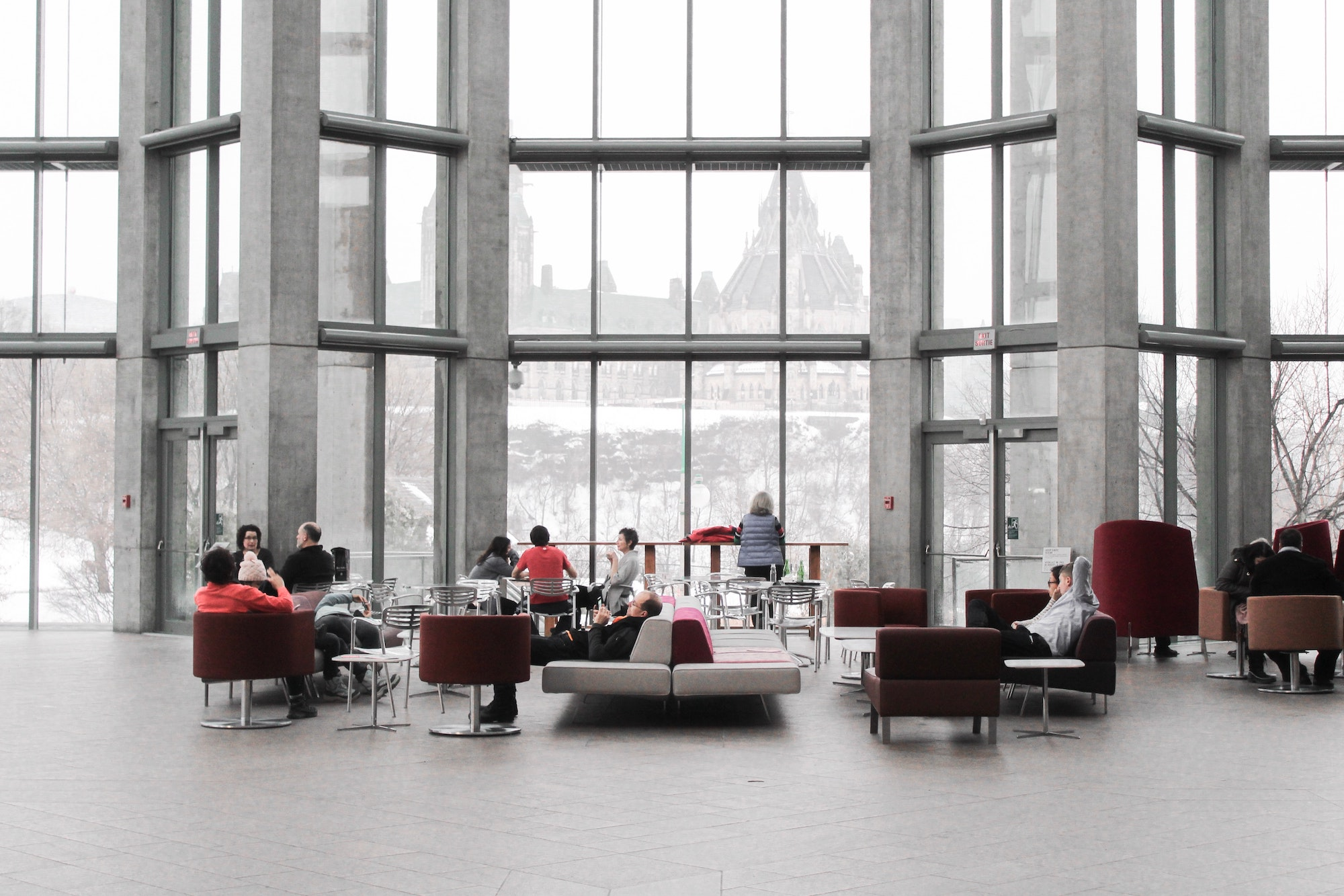 Shared Office Spaces & Coworking spaces / YAROOMS